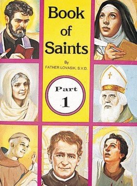 Book of Saints Part 1
