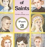 Book of Saints Part 2