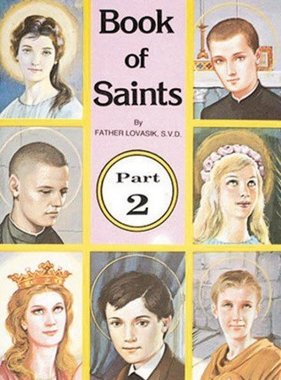 Book of Saints Part 2