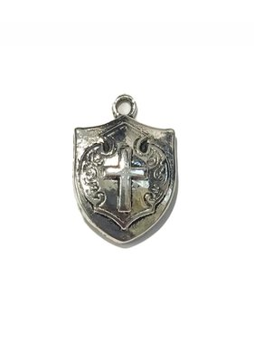 Shield w/Cross Charm