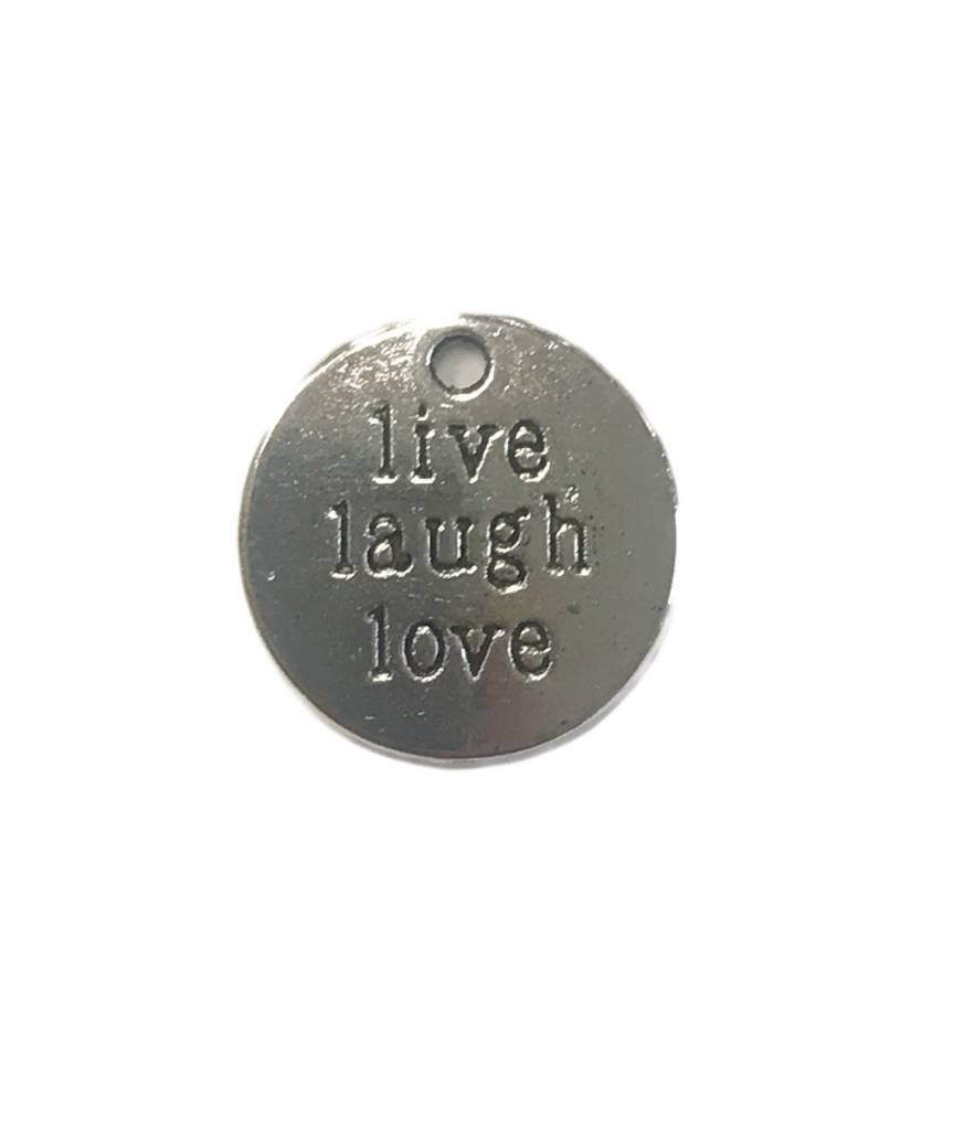 Live Laugh Love Charm