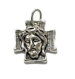Cross With Jesus Pendant