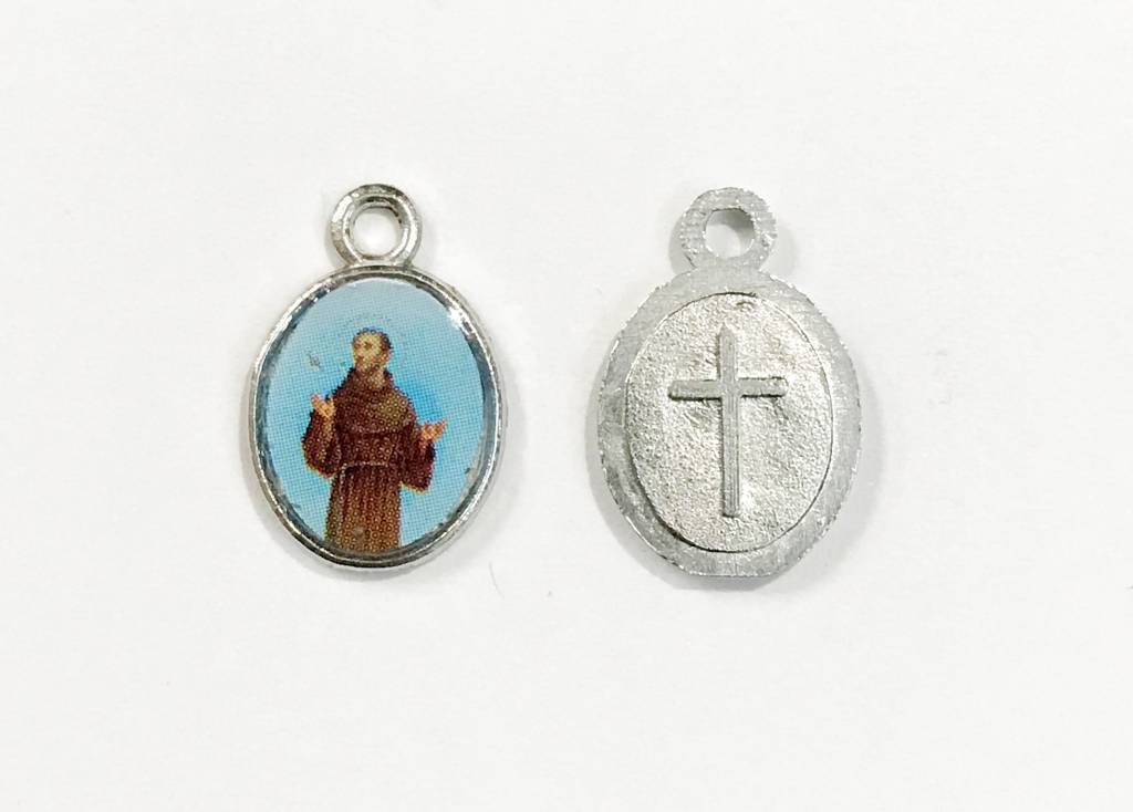 St. Francis of Assisi Mini Saints Medal