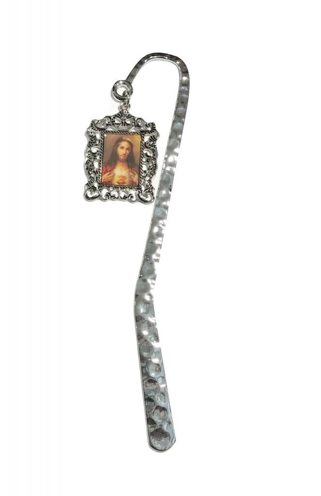 Sacred Heart Bookmark
