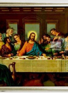 """12"""" X 14"""" Last Supper Print"""