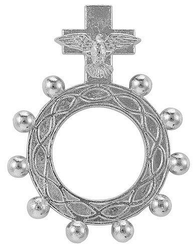 Holy Spirit Rosary Ring