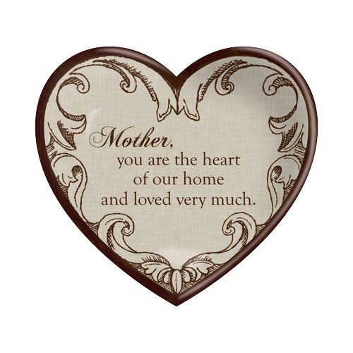"""Mother's Day Plaque 4""""x4"""""""
