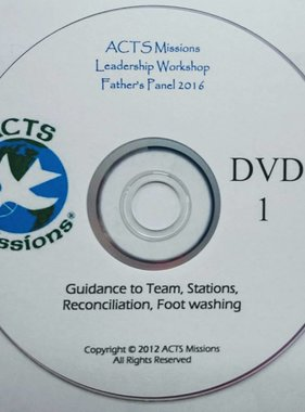 ACTS Father's Panel; Services (2 Part Disc)