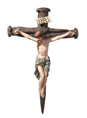 Nails Wall Crucifix