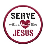 Serve Like Jesus Pocket Token