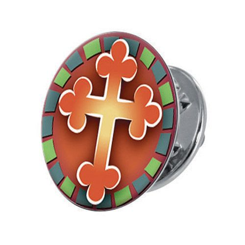 Sign of Hope Lapel Pin