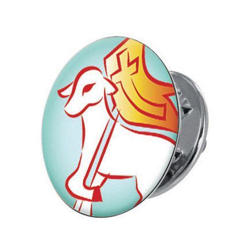 Forgiveness Heals and Renews Lapel Pin