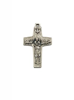 "2"" Pope Francis Cross w/Cord"