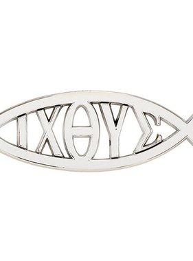 IXOYE Ichthus Auto Emblem