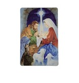 Christmas Joy Wallet Prayer Card