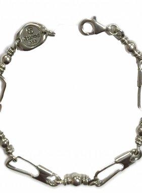 Original Large Link SS Bracelet