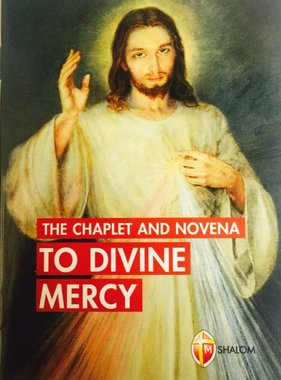 The Chaplet and Novena to Divine Mercy Booklet