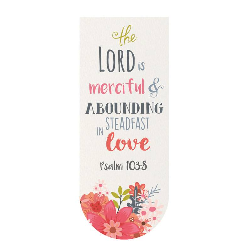 The Lord Is Merciful Magnetic Bookmark