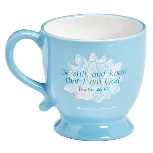 Be Still & Know Ceramic Mug