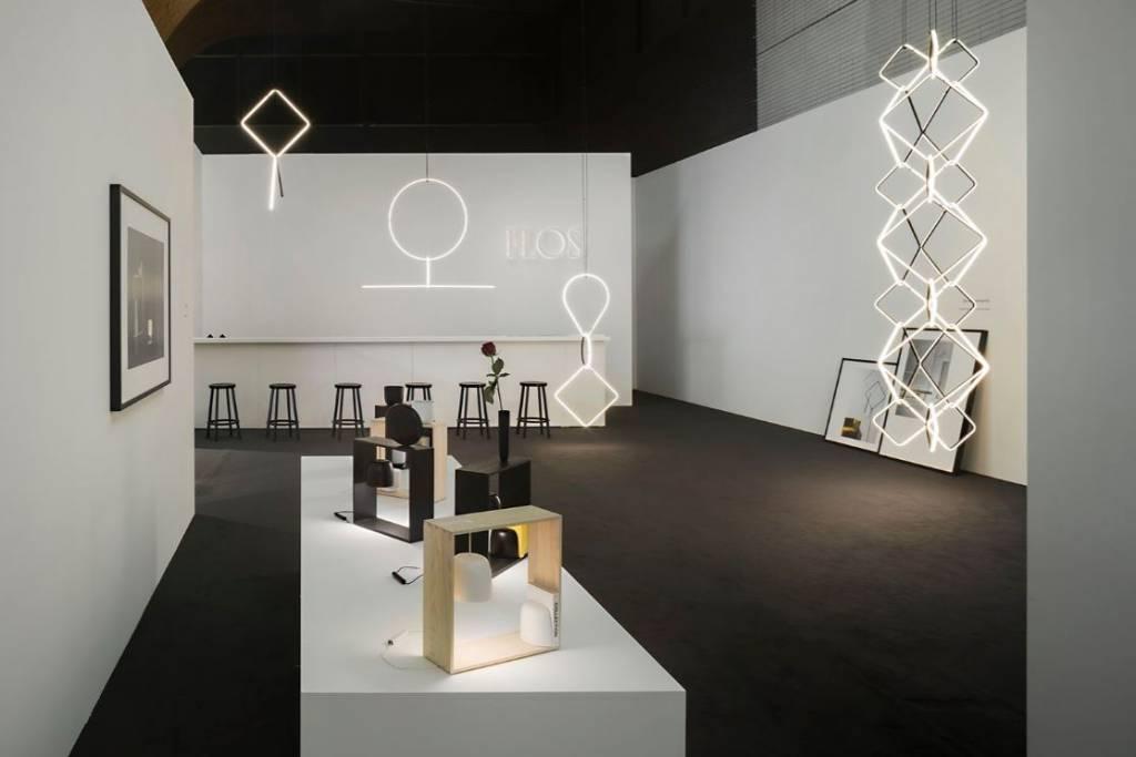 Flos exhibits at Biennale Interieur 2018