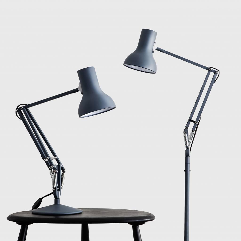 Type 75 Mini Desk Lamp Slate Grey
