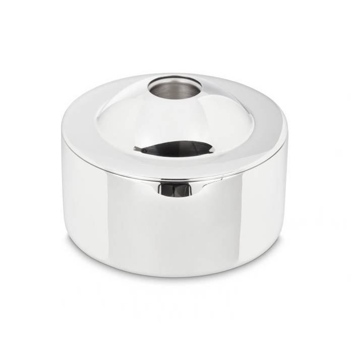 Brew Biscuit Tin Stainless Steel