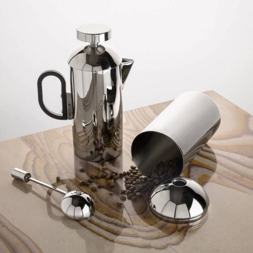 Brew Cafetiere Stainless Steel