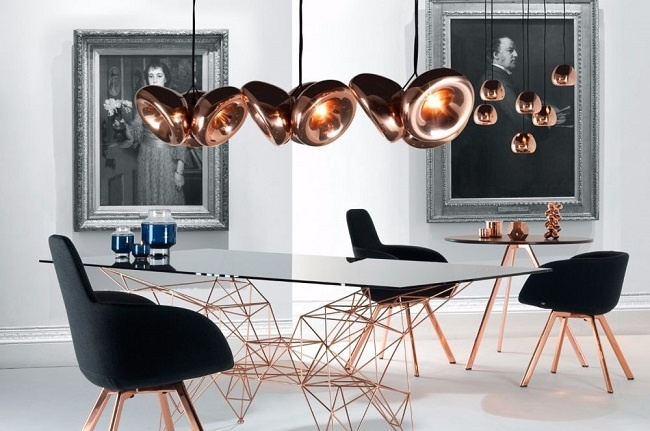 Eat, Drink and Sleep by Tom Dixon