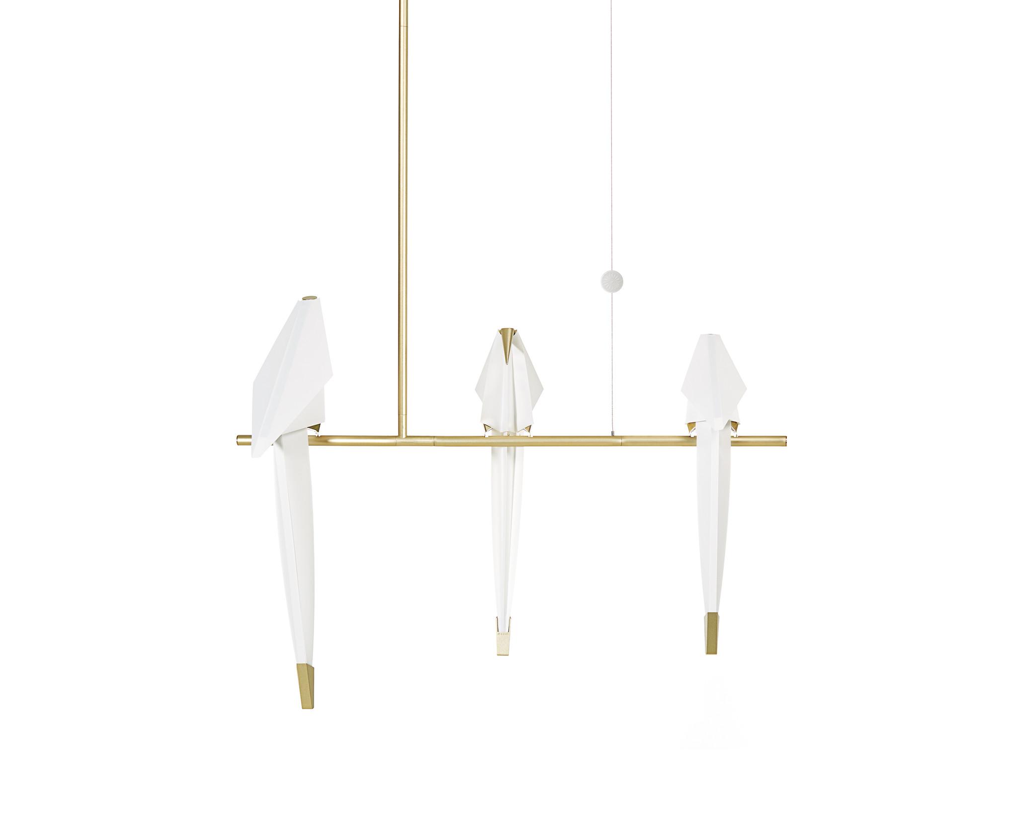 Perch light suspension small