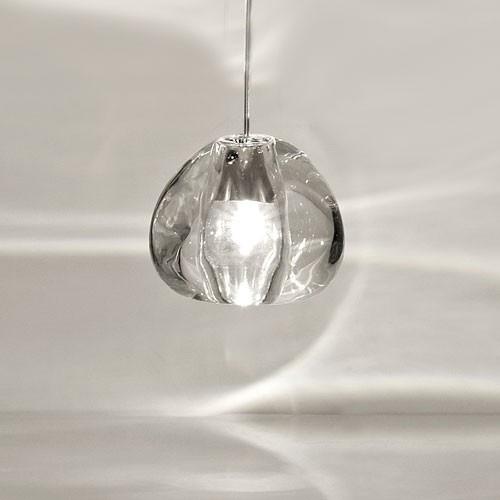 Mizu pendant brushed nickel silver durst