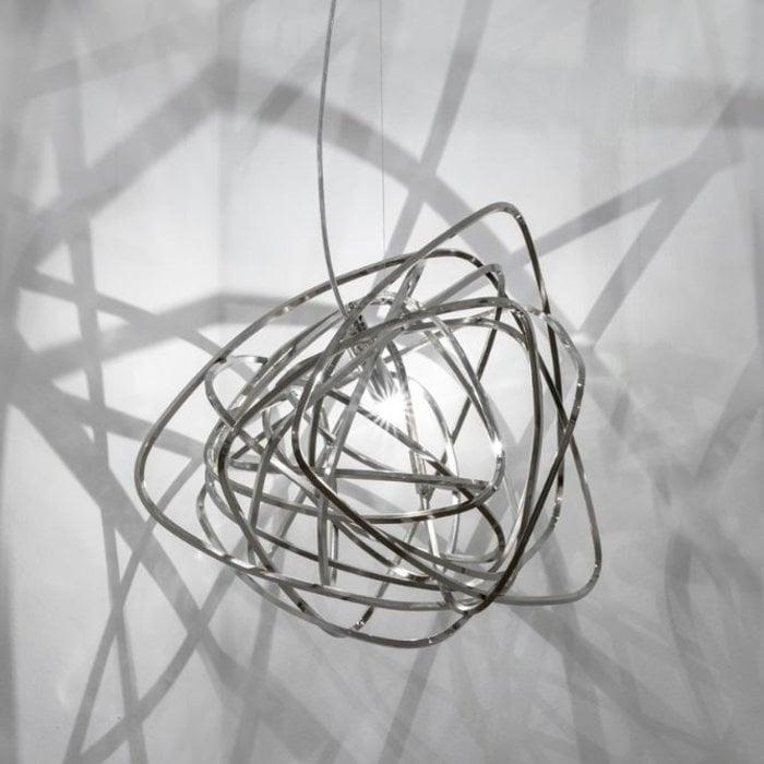Doodle suspension Silver
