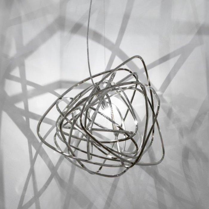 Doodle suspension Siver