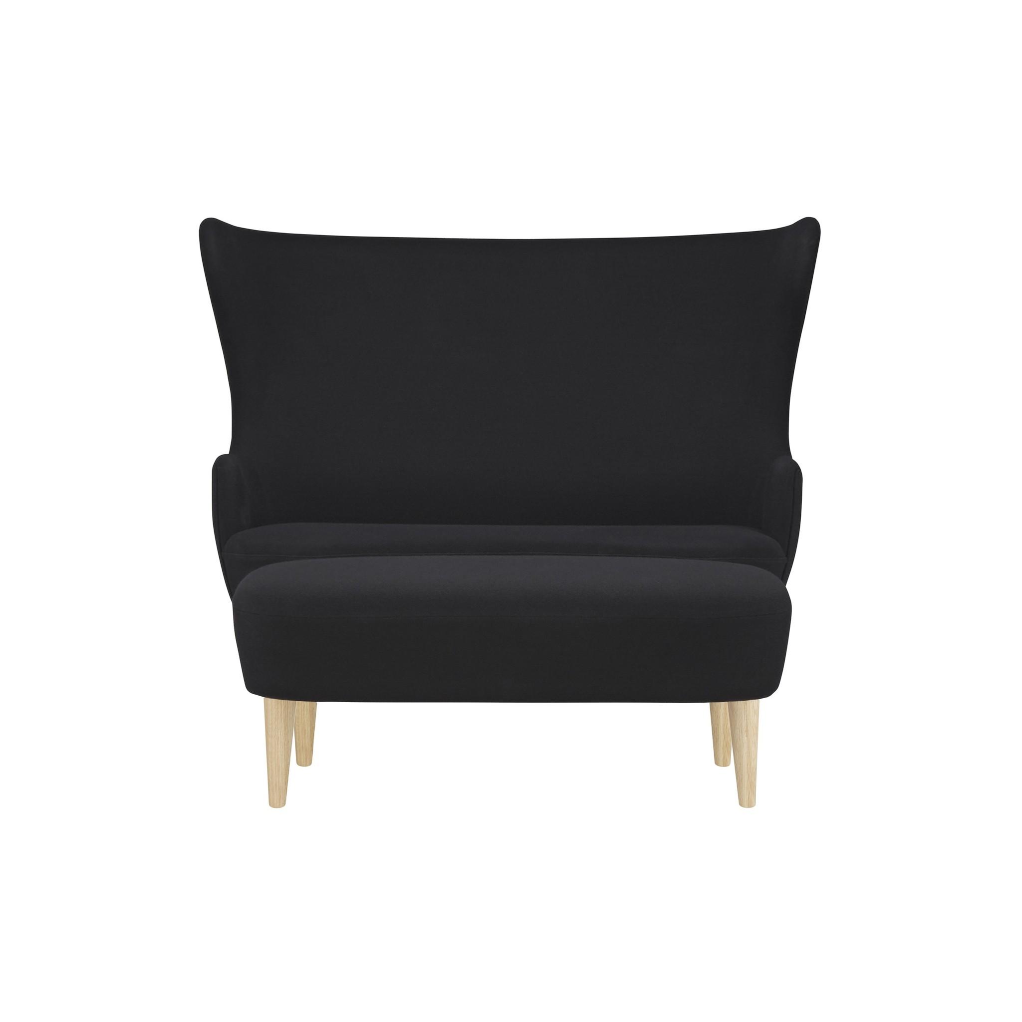 Sofa Wingback Red