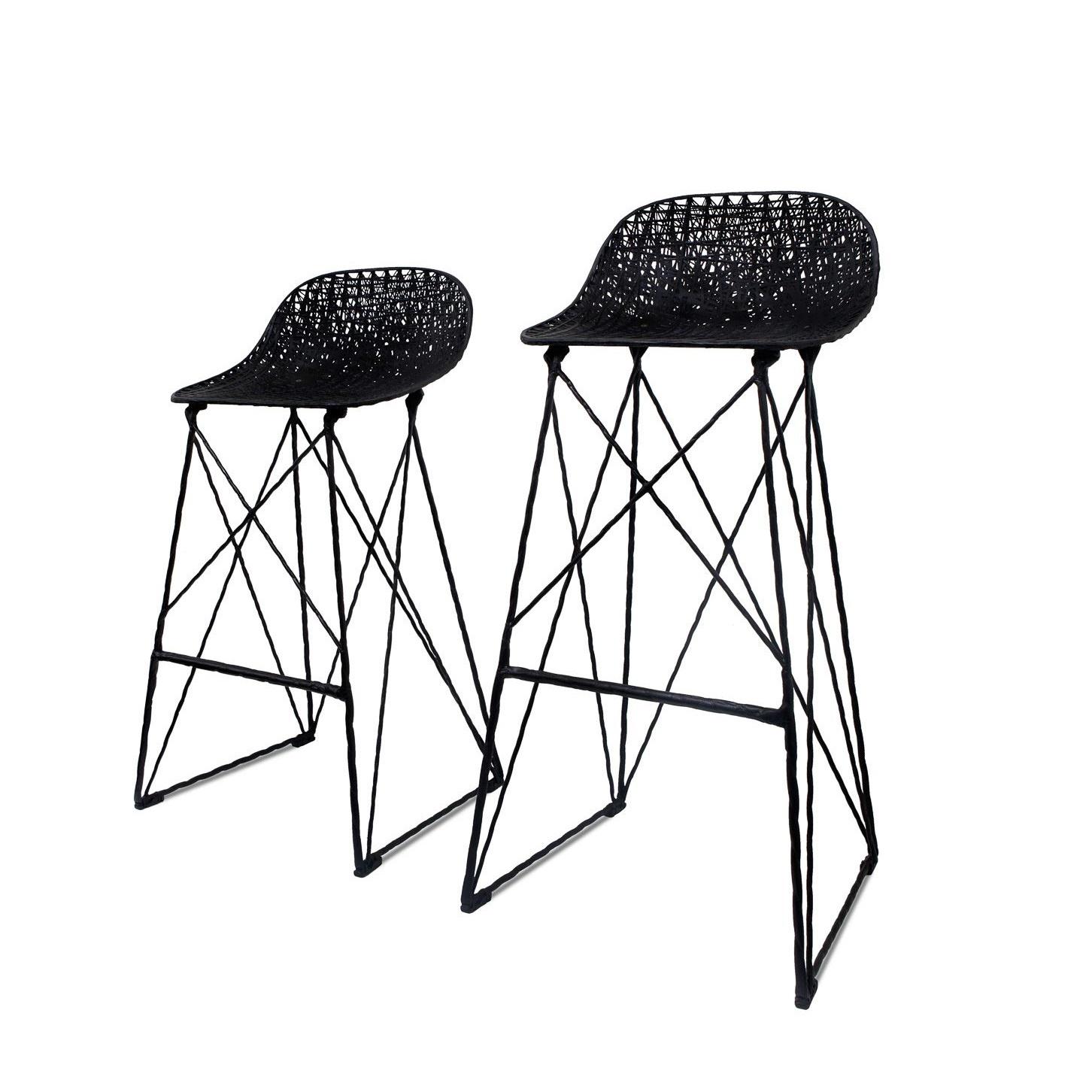 Carbon bar stool 2 units