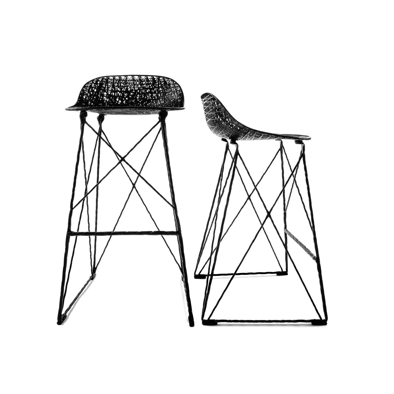 Carbon bar stool 2 units