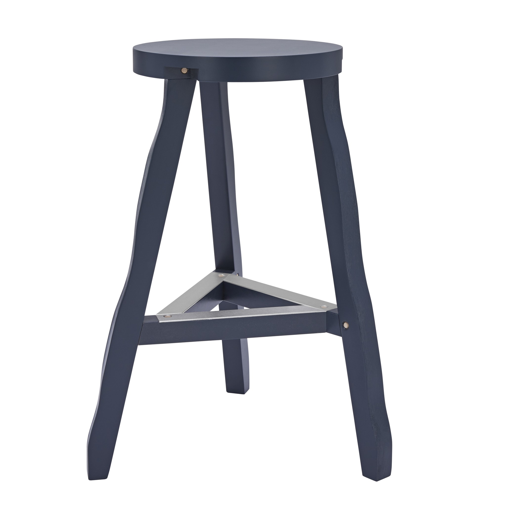 Offcut Stool blue/grey. sold by 3