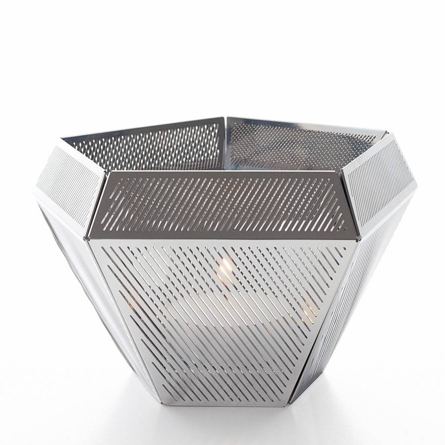 Cell - Tea Light Holder Steel