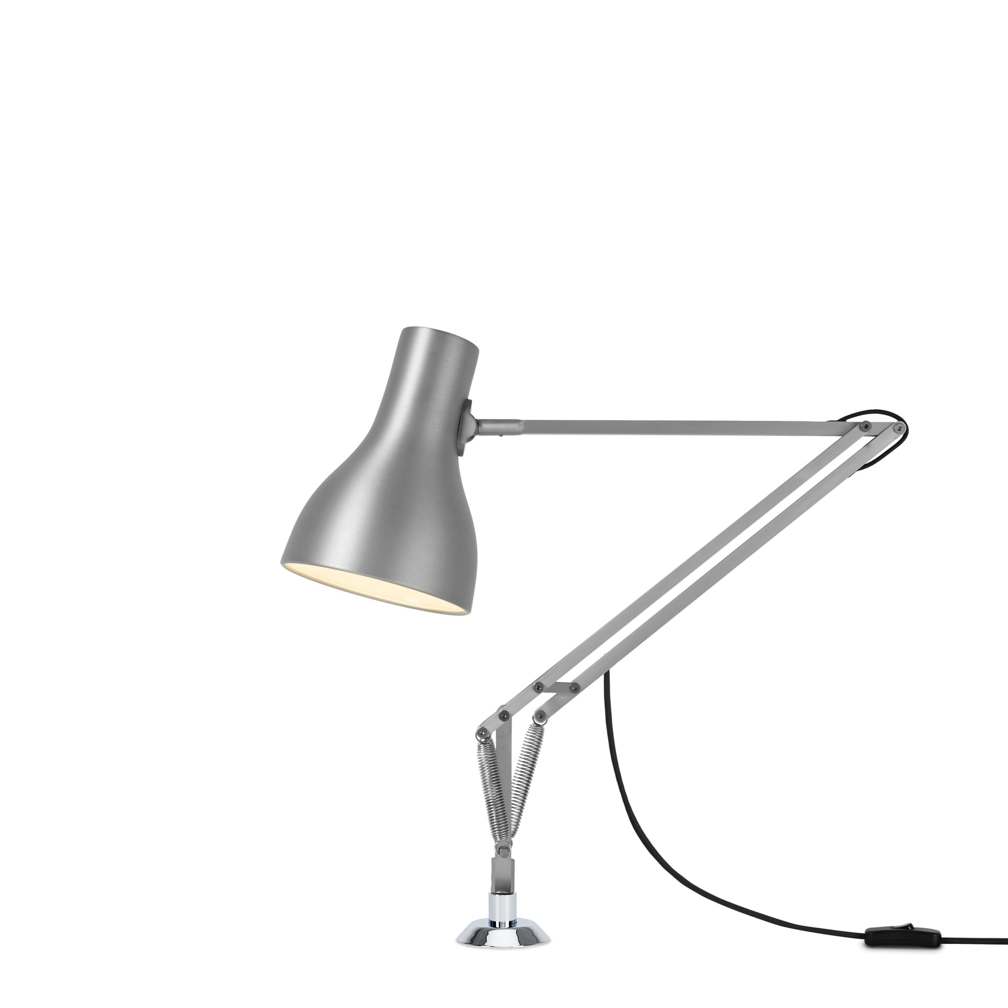 Type 75 Lamp with Desk Insert
