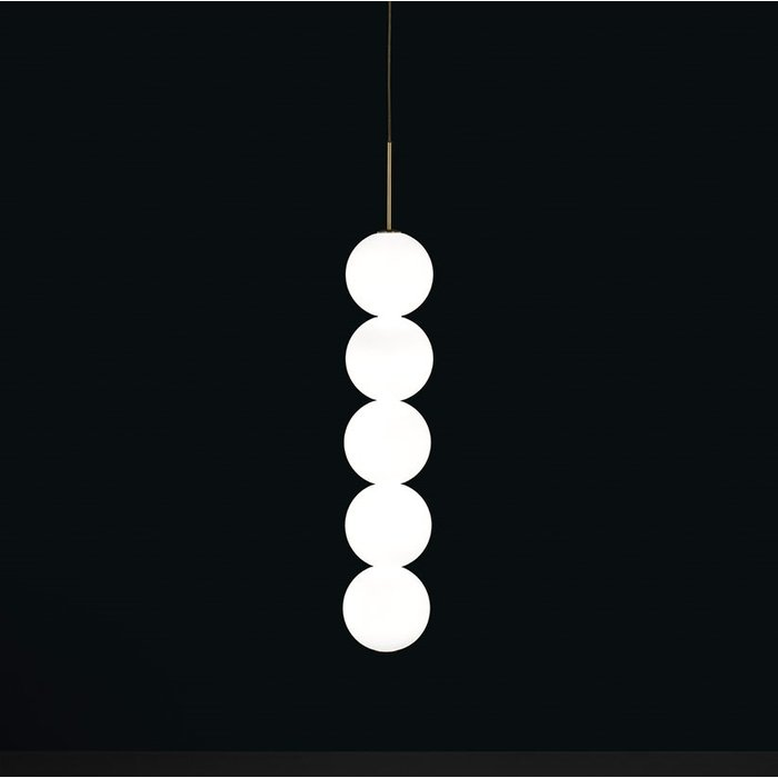 Abacus Suspension 5 Spheres