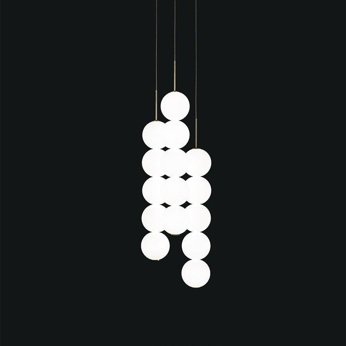 Abacus Suspension 3x5 Spheres