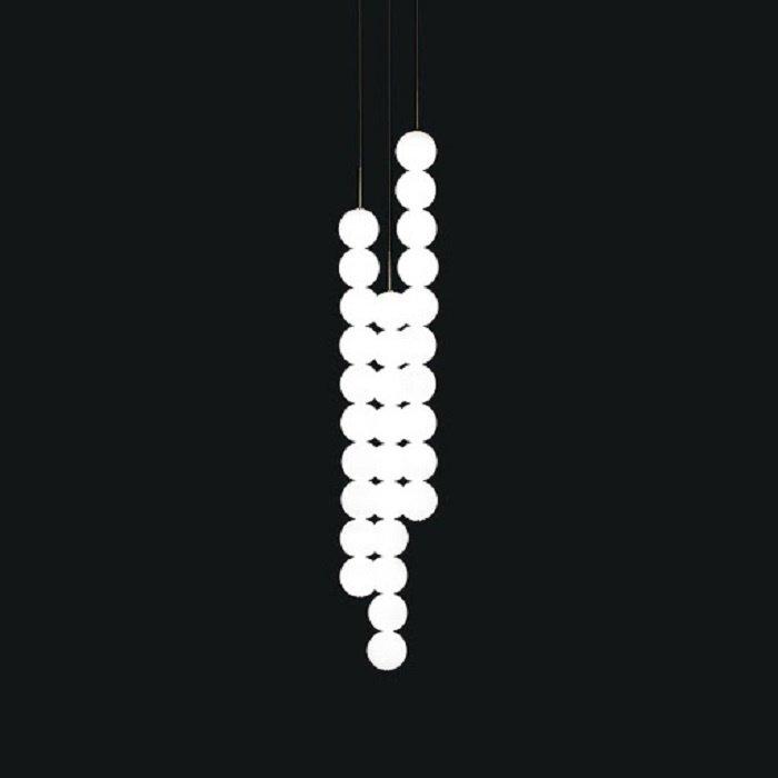 Abacus Suspension 3x10 Spheres