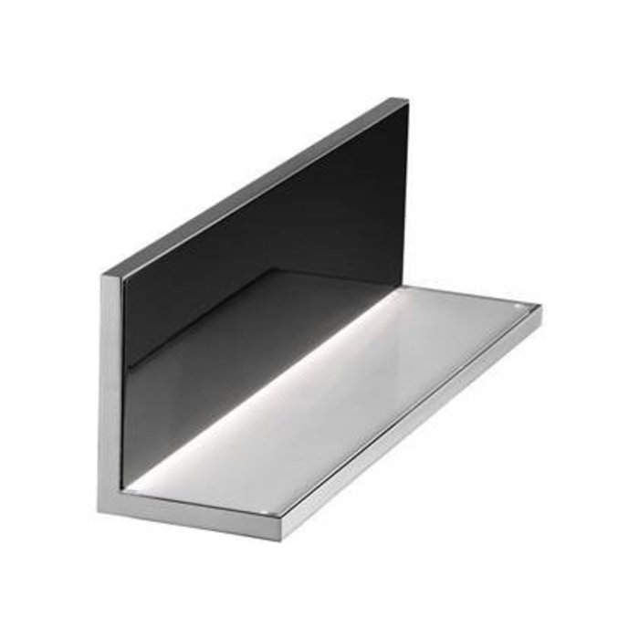 Optique Hide L - Aluminized Silver
