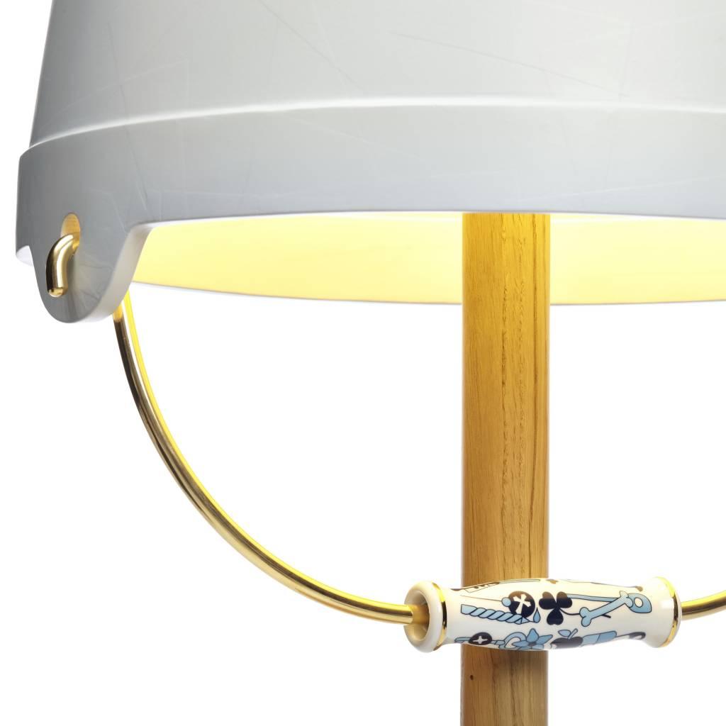 Bucket Floor Lamp
