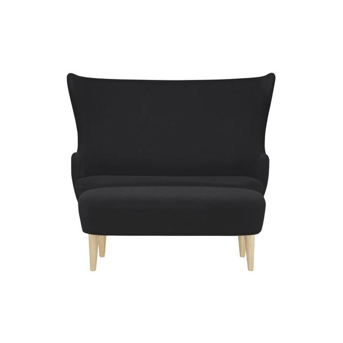 Wingback Sofa - Natural Legs