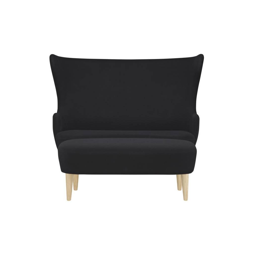 Wingback Sofa - Natural Legs