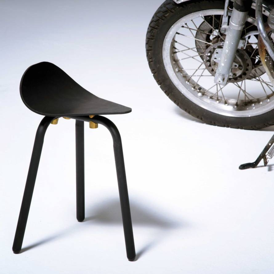 Biker Stool