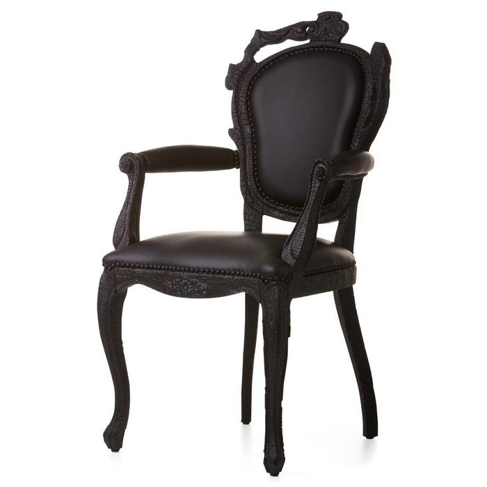 Smoke Dining Chair