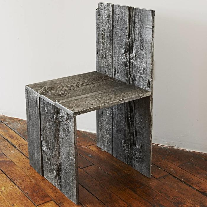 Forever Barnboard Chair