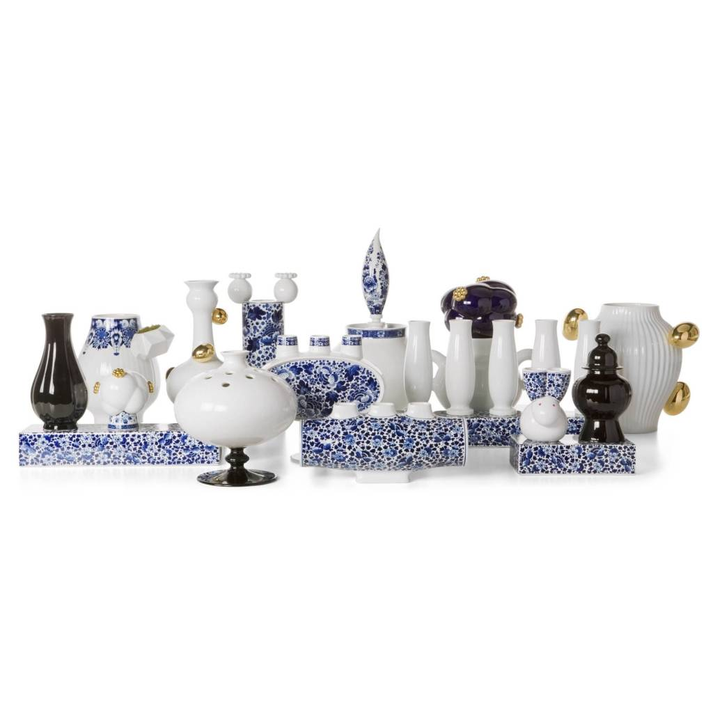 Delft Blue No. 08