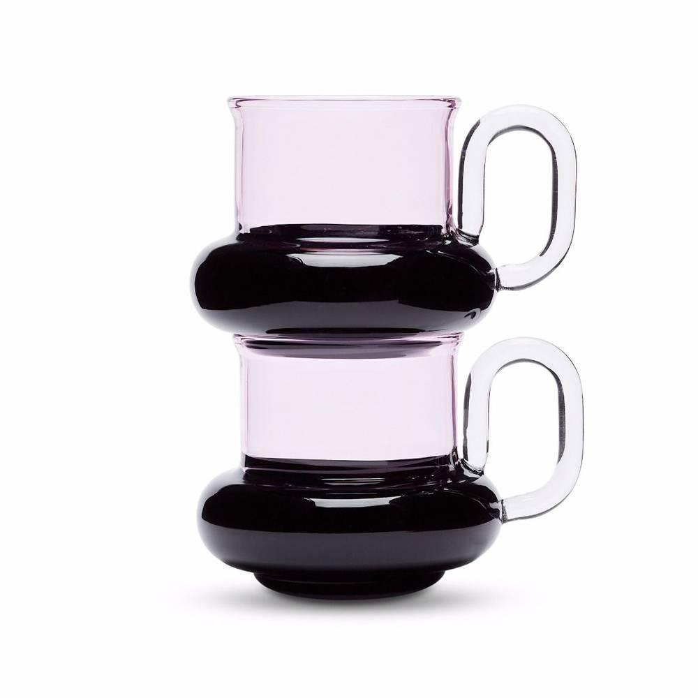 Bump Tea Cup Set x 2